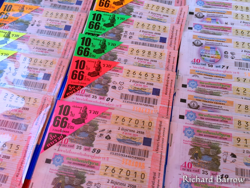 Image result for Thai gover Lottery
